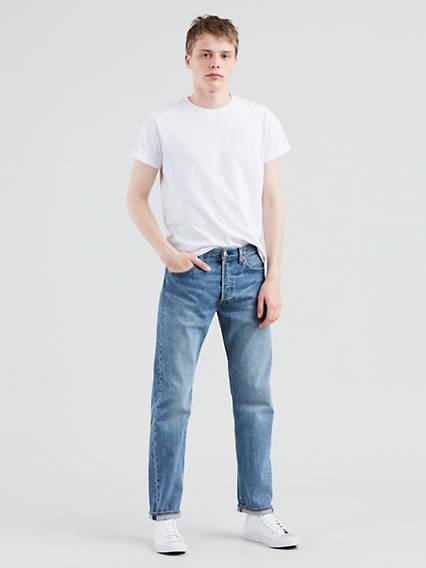 501® Levi's® Original Fit Jeans Azul / Baywater de Levi's en 21 Buttons
