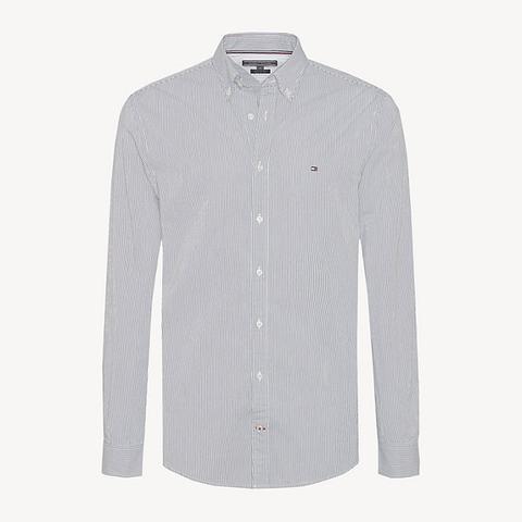 Camicia Regular Fit A Righe de Tommy Hilfiger en 21 Buttons