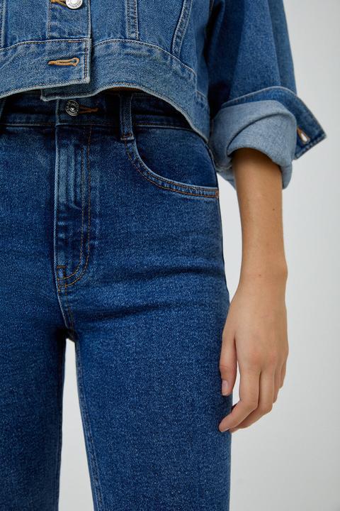 Jeans Skinny - Algodón Orgánico (al Menos 50%)