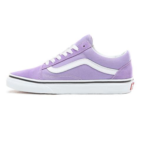Vans Old Skool Shoes (violet Tulip