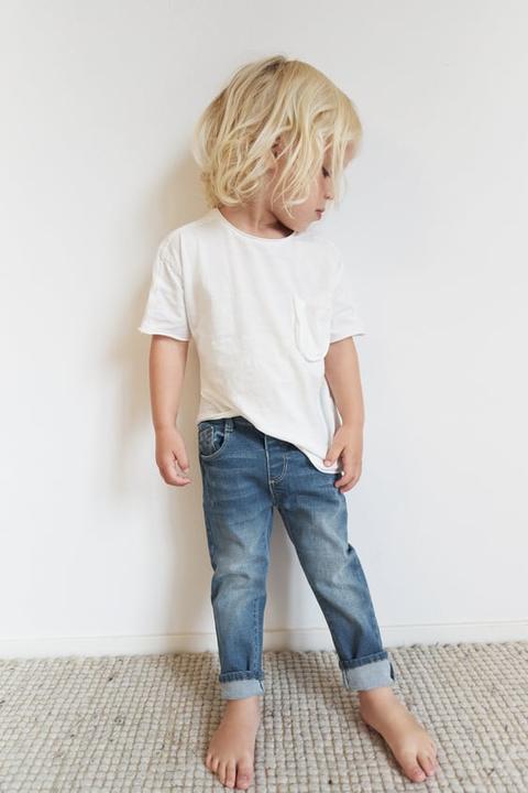 Jeans Regular Básico