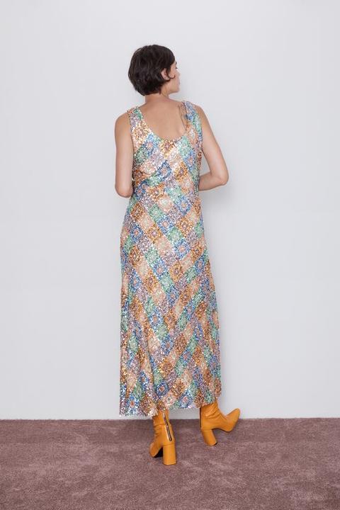 Vestido Lentejuelas Edición Limitada