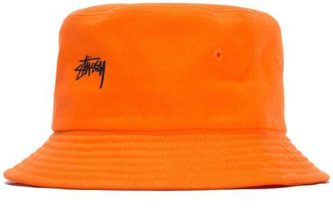 Stock Bucket Hat - Unisex Hats & Beanies   Stussy