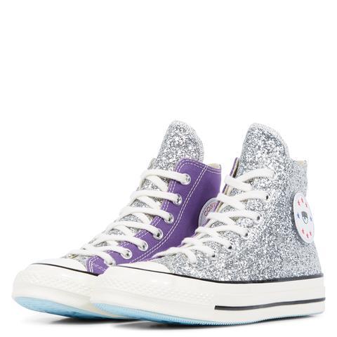 Converse X Chiara Chuck 70 Glitter High