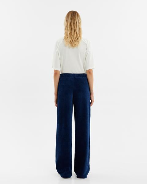 Pantalón Pana Azul