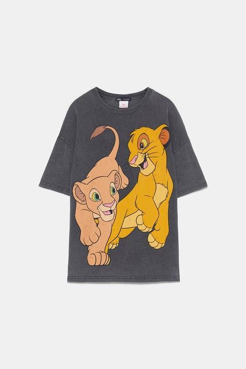 Camiseta El Rey León © Disney