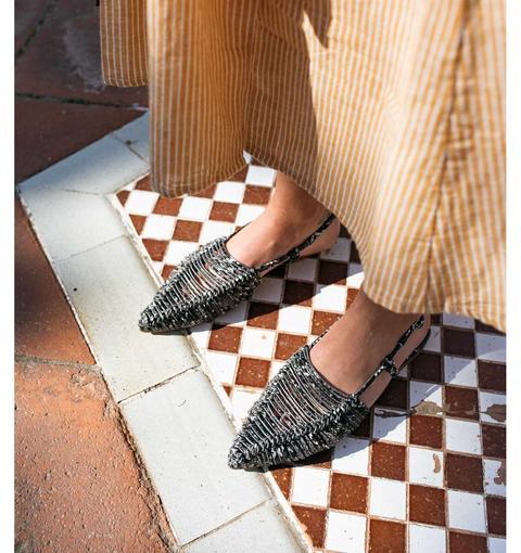 Myron Snake Grey By Jeffrey Campbell de Au revoir Cinderella en 21 Buttons