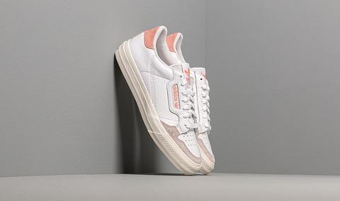 Adidas Continental Vulc Ftw White/ Ftw White/ Glow Pink de Footshop en 21 Buttons