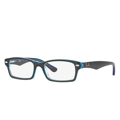 Rb1530 Unisex Optical Lentes: Multicolor, Montura: Azul de Ray-Ban en 21 Buttons