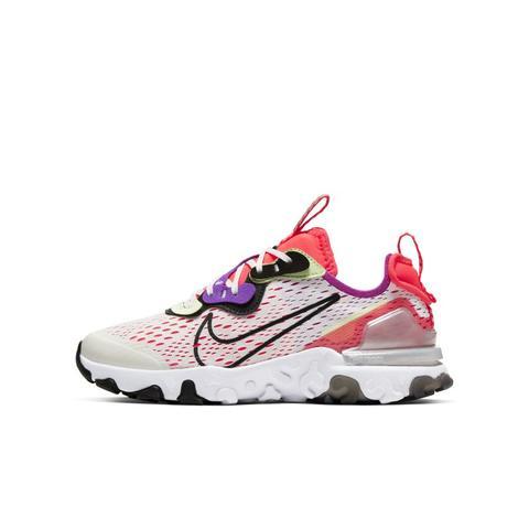 Chaussure Nike React Vision Pour Enfant Plus Âgé - Blanc from ...