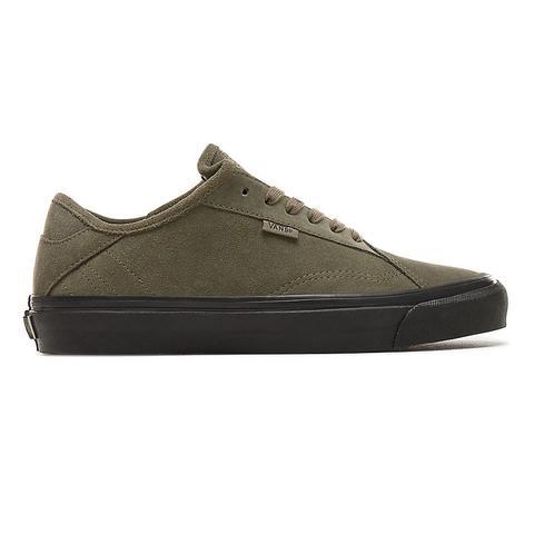 2vans zapatillas hombre verde