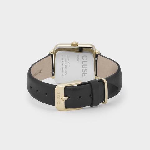 La Tétragone Gold Gold/black
