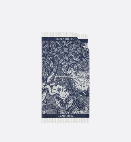 Poncho Dior Wax Tarot Los Enamorados