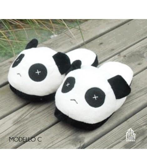 venduto in tutto il mondo raccolto alta moda Ciabatte Panda from Dream Shop on 21 Buttons