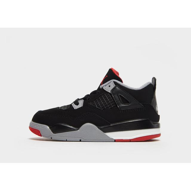 Jordan Air Retro 4 Infant - Black