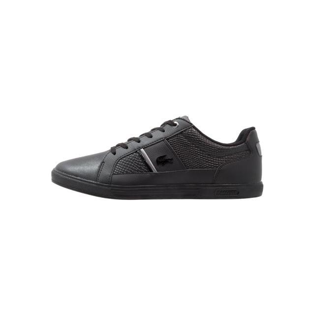 Lacoste Europa Sneakers Basse Black