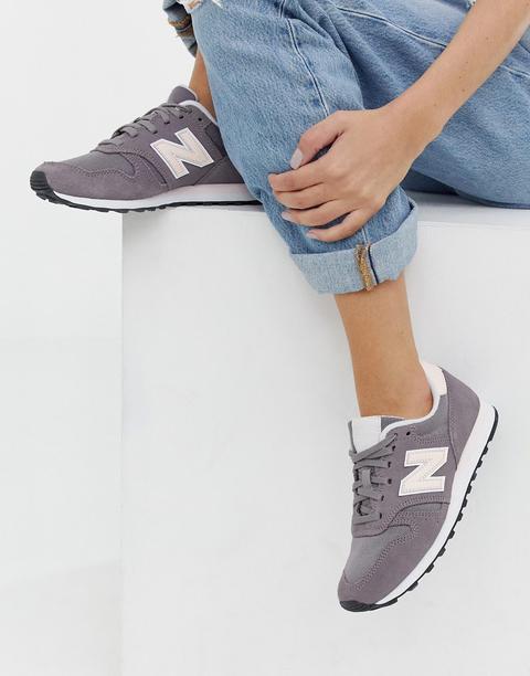 New Balance - 373 - Sneaker In Heidegrau - Grau from ASOS on 21 Buttons