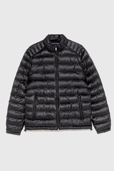 Leichte Steppjacke – Comfortemp ®freudenberg from Zara on 21 Buttons