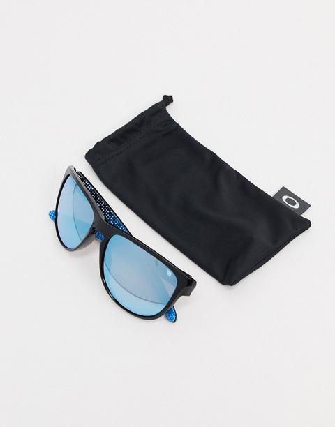 Oakley Square Frame Sunglasses-black
