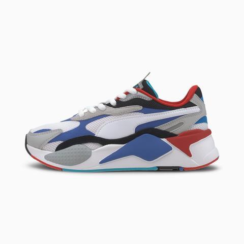 Zapatillas Para Adolescentes Rs-x Puzzle, Azul, Talla 35,5 | Puma de Puma en 21 Buttons