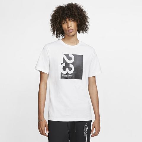 T shirt Jordan 23 Engineered Uomo Bianco from Nike on 21 Buttons