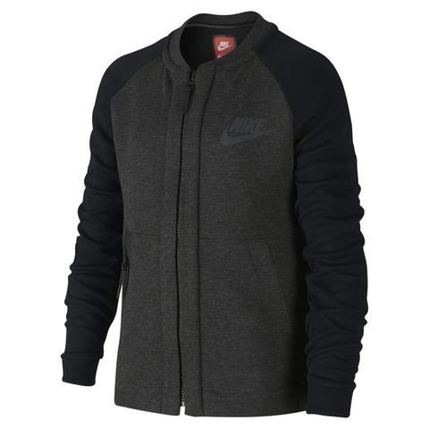 3cb0b256c8 Giacca Nike Sportswear Tech Fleece Bomber - Ragazzo - Nero de Nike en 21  Buttons