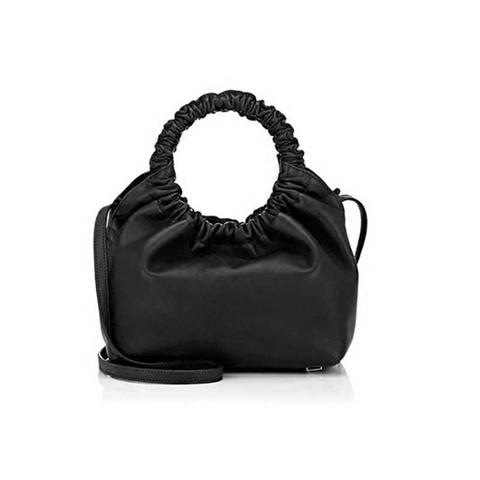 Abeth Ring Embellished Leather Tote Bag de Jessica Buurman en 21 Buttons