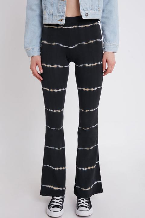 Pantalón Campana Tie-dye