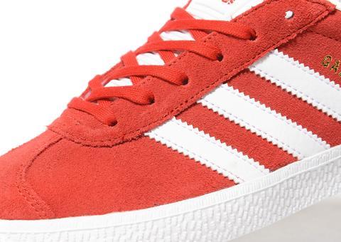 Adidas Originals Gazelle Ii Junior - Light Red - Kids from Jd Sports on 21 Buttons