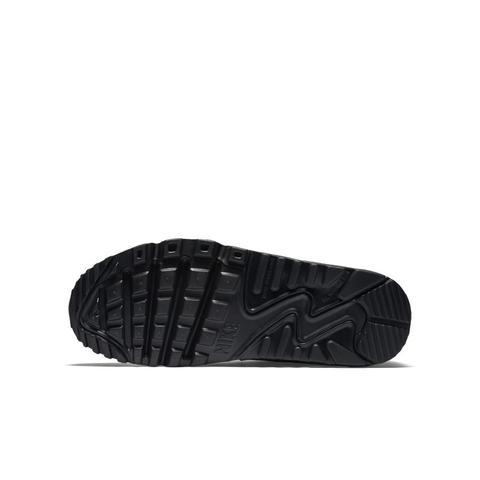 Nike Air Max 90 Leather Zapatillas - Niño/a - Negro