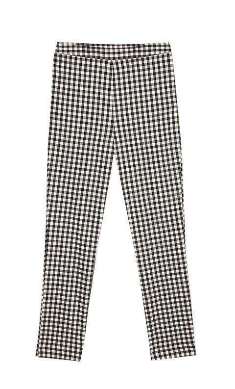 Pantalón De Vestir Cuadros