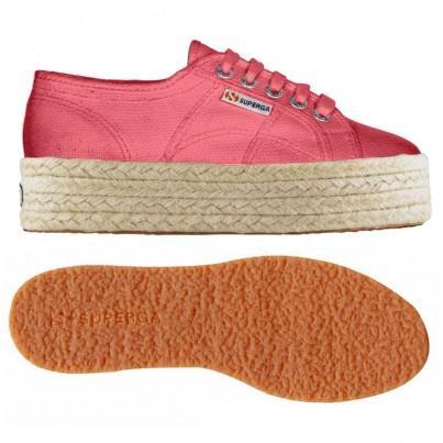 2790-cotropew, 12910, Lady Shoes S0099z0 T33 Paradise Pink de Superga en 21 Buttons
