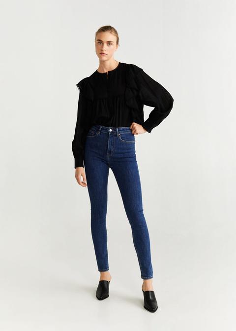 Jeans Skinny High Waist Soho