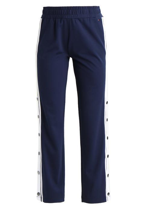 on sale ae505 2b5bc Tommy Jeans Snap Pant Pantaloni Sportivi Black Iris from Zalando on 21  Buttons