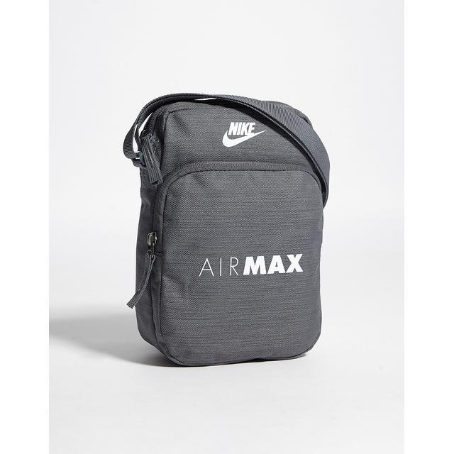 Nike Air Max Small Bag - Grey - Mens