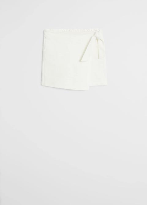 Falda Pantalón Algodón Orgánico