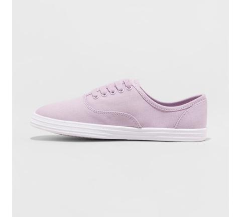 Women's Emilee Lace Up Canvas Sneakers