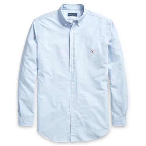 Camisa Oxford Classic Fit de Ralph Lauren en 21 Buttons
