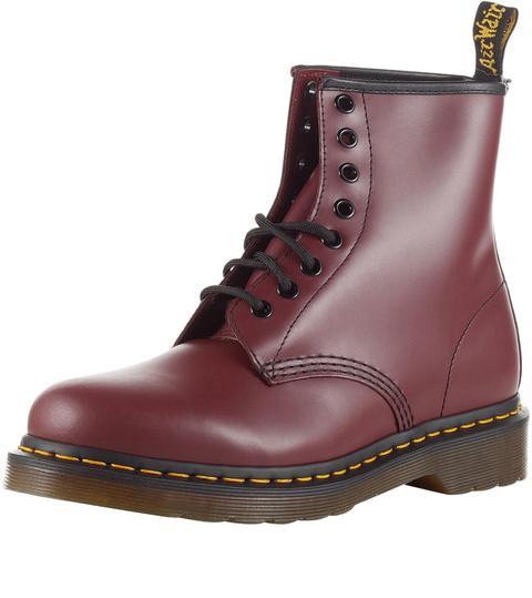 Schwarz 8 Doc Stiefel Loch Neu Smooth Boots DrMartens Eye 6fgb7vYy