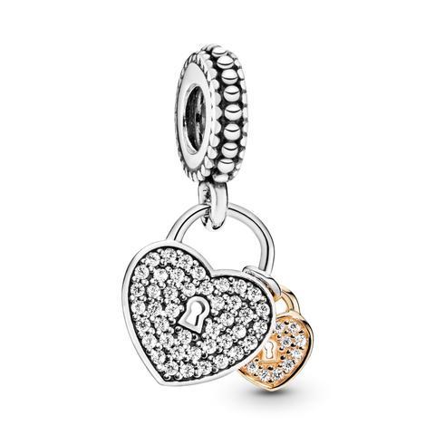 Charm Colgante Candados De Amor de Pandora en 21 Buttons