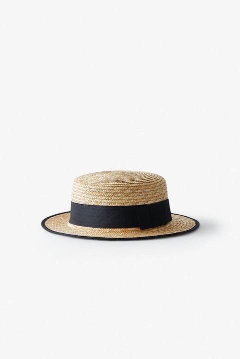 Sombrero Cinta Contraste