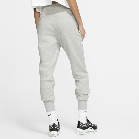 Pantaloni Nike Sportswear Tech Fleece - Donna - Grigio