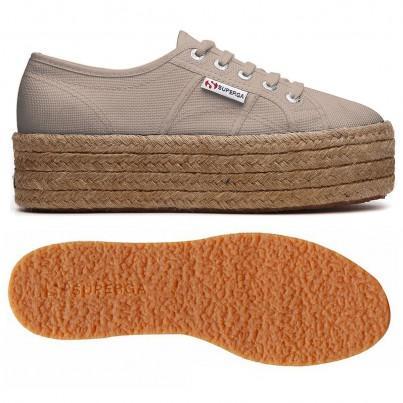 2790-cotropew, 18279, Lady Shoes S0099z0 J71 Beige Moonlihgt de Superga en 21 Buttons