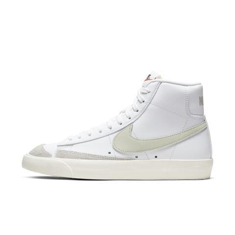 Nike Blazer Mid'77 Zapatillas - Mujer - Blanco