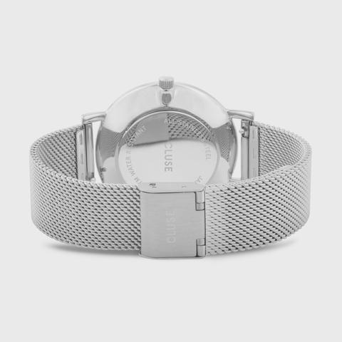 Pavane Mesh Silver White/silver