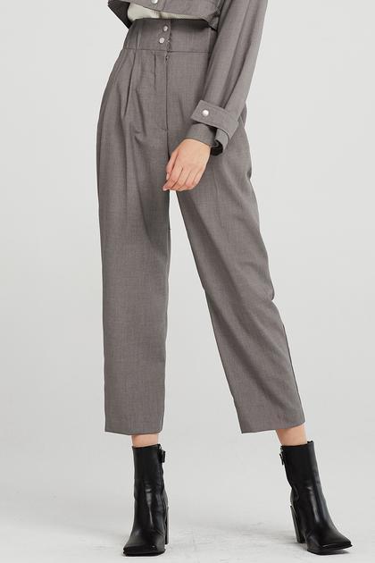 Ariel Pintuck Pants de Storets en 21 Buttons