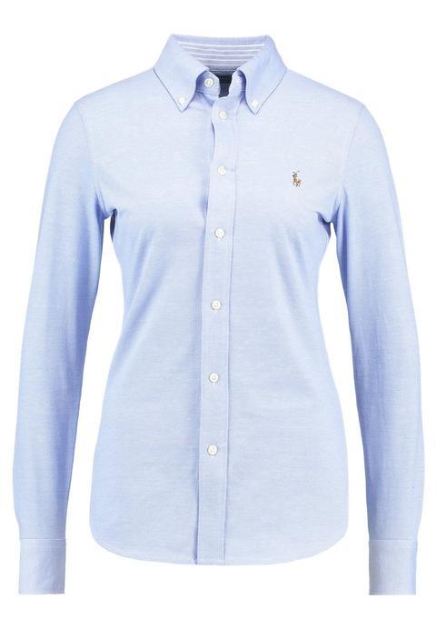 klare Textur üppiges Design schön und charmant Polo Ralph Lauren Heidi Camicia Harbor Island Blue from ...