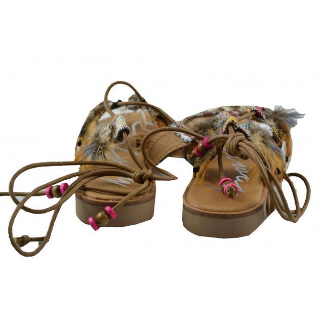 Planas Con Cordón Shein 21 Buttons Sandalias De Gladiator En FlT1uKJc3