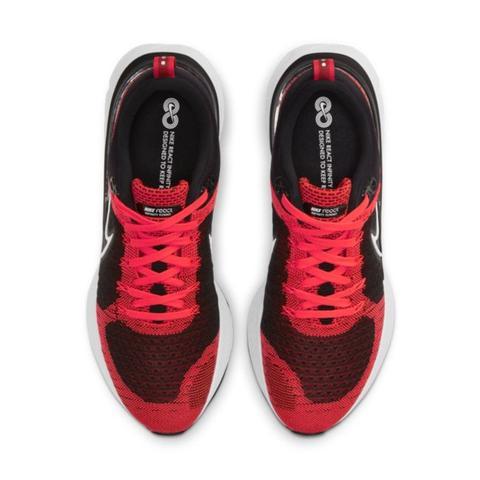 Nike React Infinity Run Flyknit 2 Men's Running Shoe - Red