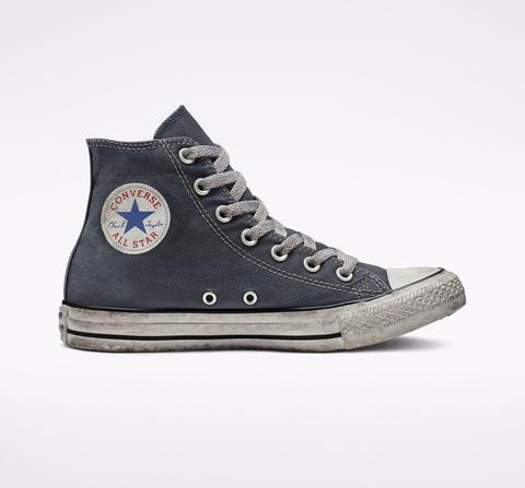 Converse Chuck Taylor All Star Smoke High Top Blue, White